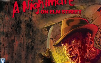 Preview Comics - A Nightmare On Elm Street Art