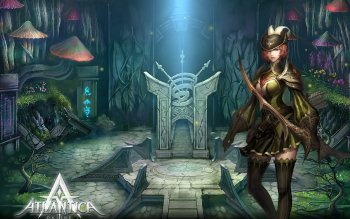 Video Game - Atlantica Online Wallpapers and Backgrounds ID : 97875
