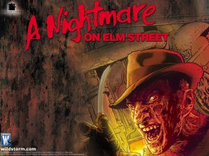 Preview Comics - A Nightmare On Elm Street Art