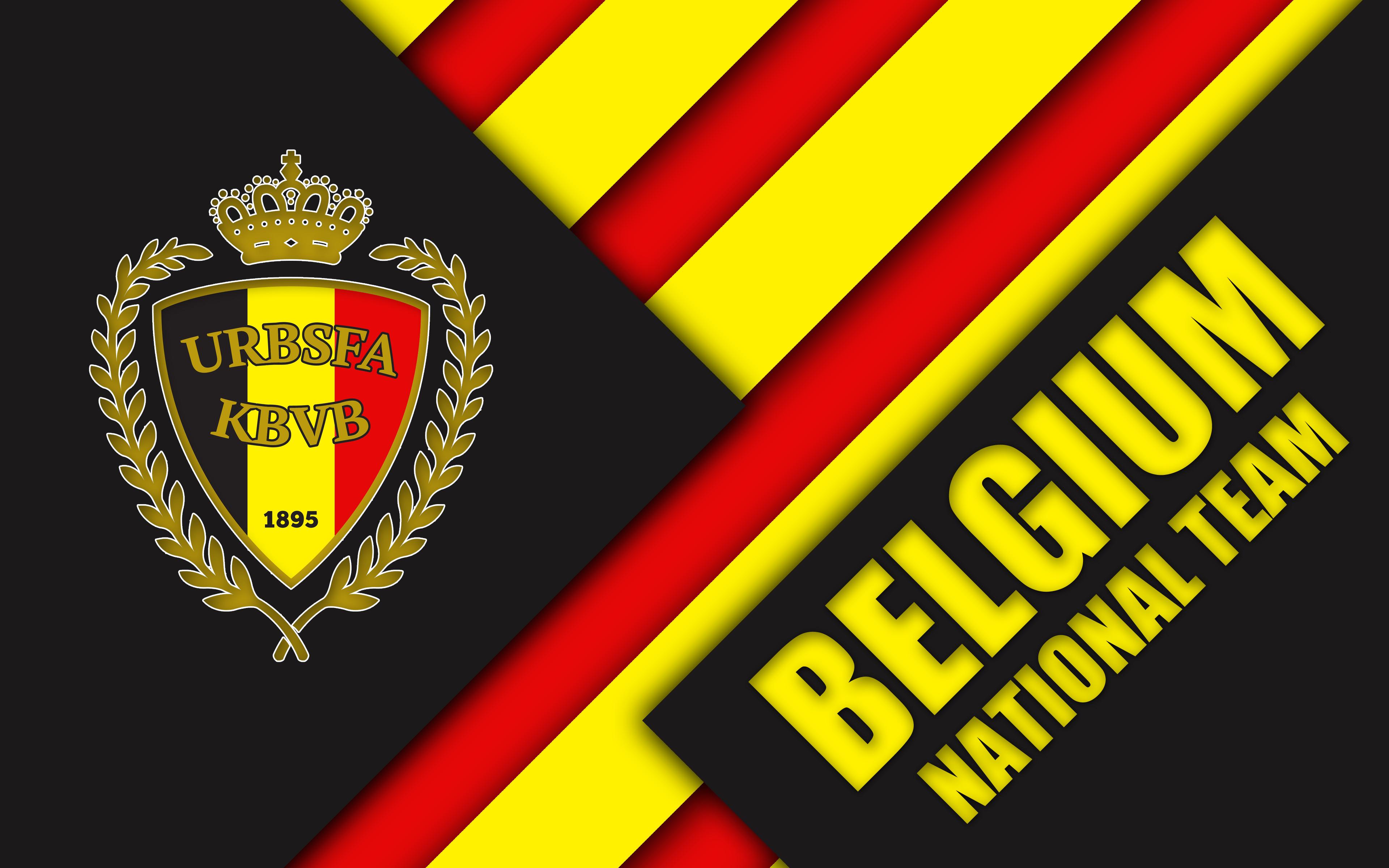 Belgium National Football Team 4k Ultra Hd Wallpaper