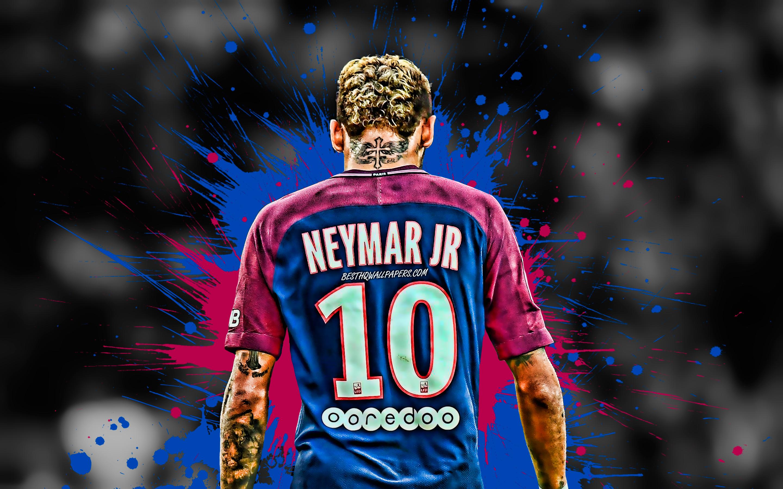 Neymar HD Wallpaper  Background Image  2880x1800  ID:980296