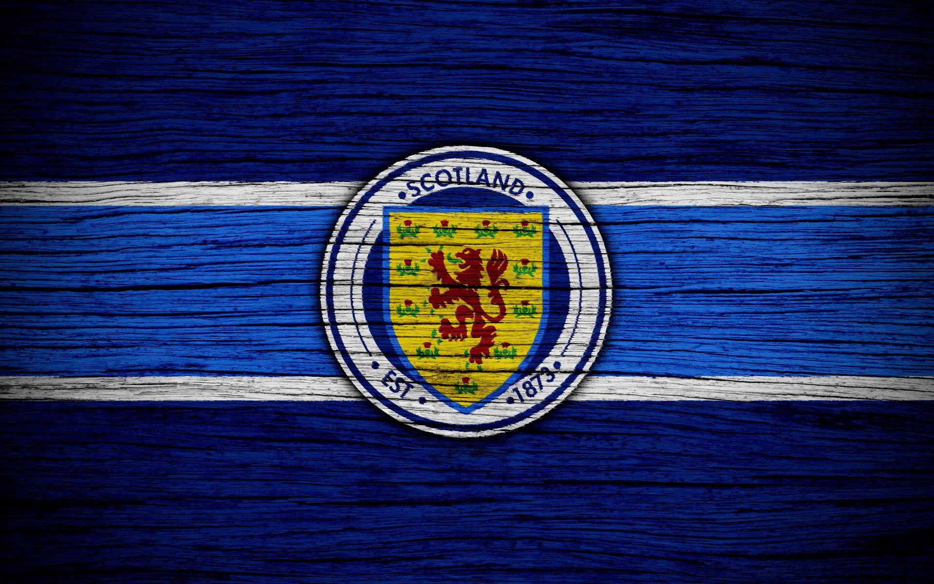 Scotland National Football Team Zoom Background 3