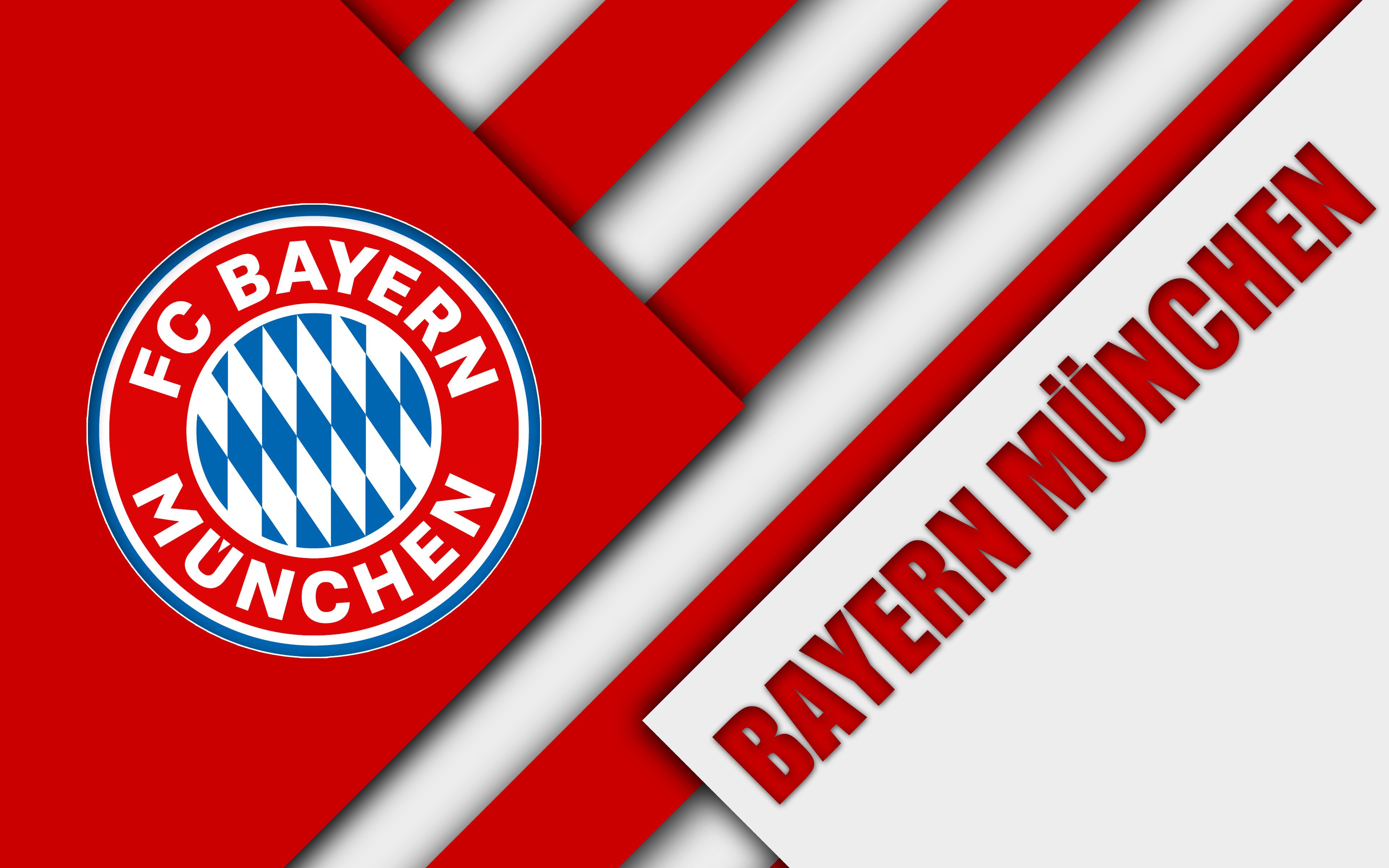 Bayern Munchen Football Club Wallpaper: FC Bayern Munich 4k Ultra HD Wallpaper