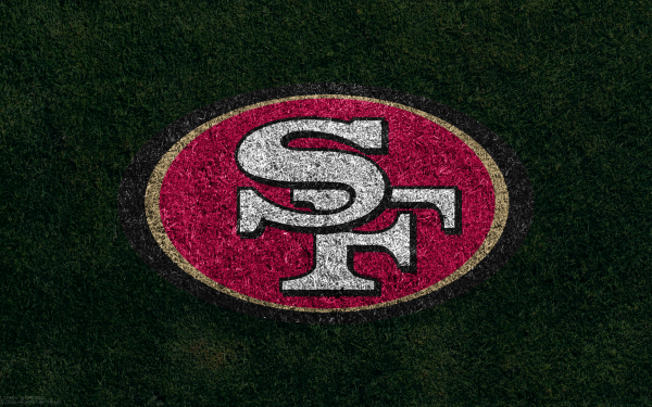 Sports San Francisco 49ers Football Logo Emblem NFL HD Wallpaper | Background Image