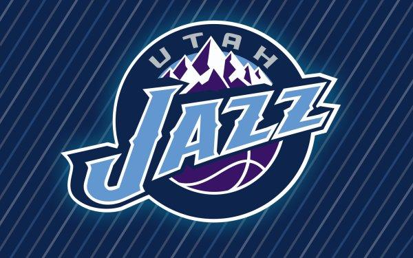 Sports Utah Jazz Basketball Logo NBA HD Wallpaper | Background Image
