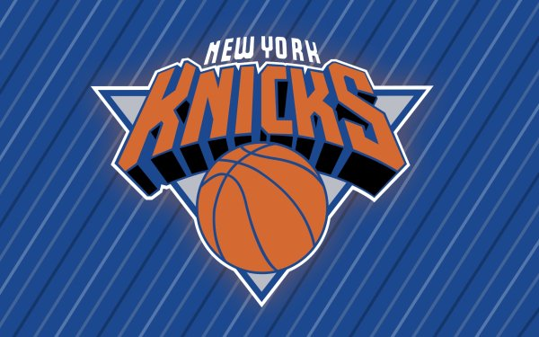 Sports New York Knicks Basketball Logo NBA HD Wallpaper | Background Image