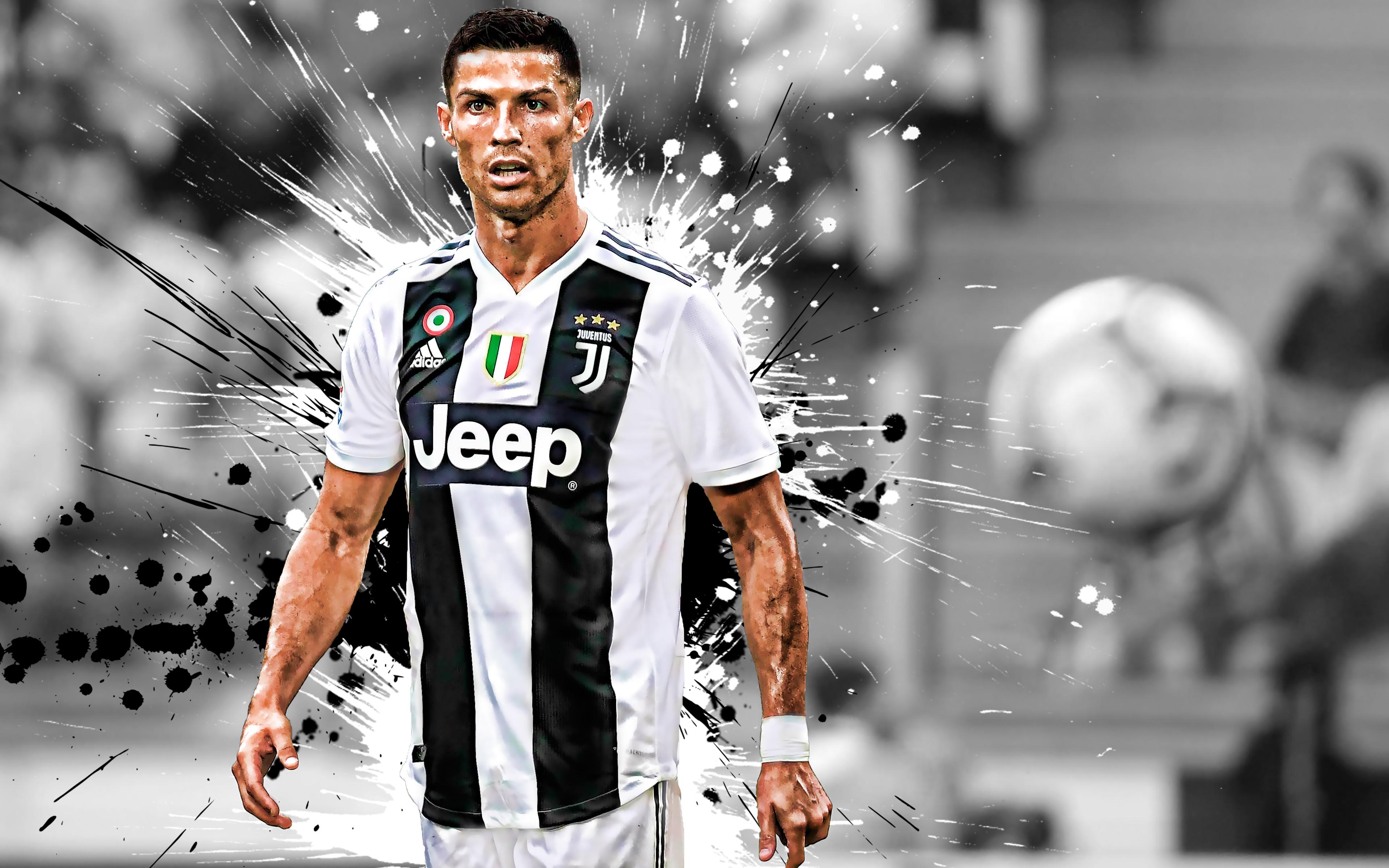Cristiano Ronaldo 4k Ultra HD Wallpaper   Background Image ...