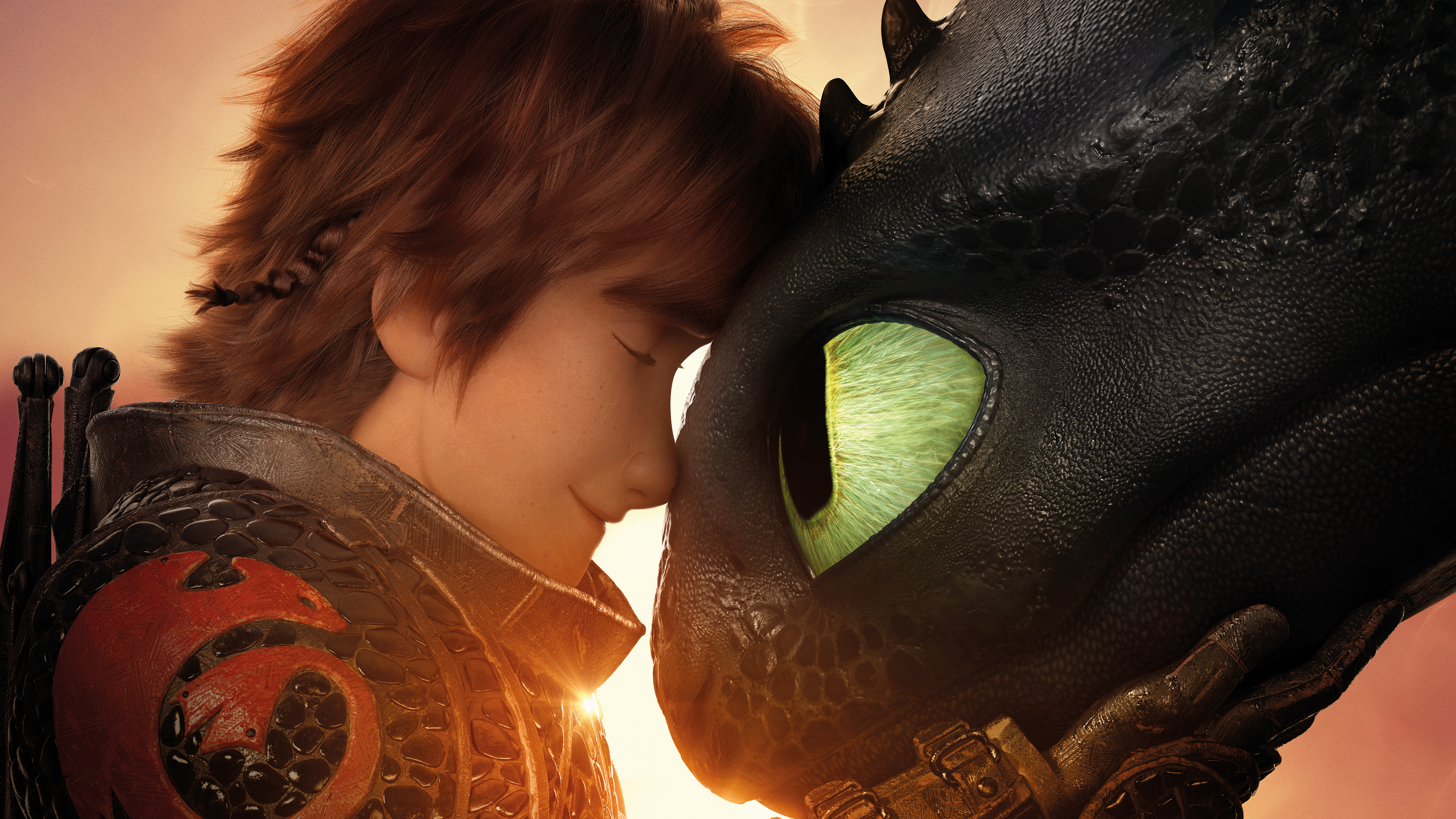 How To Train Your Dragon The Hidden World 8k Ultra Hd Wallpaper