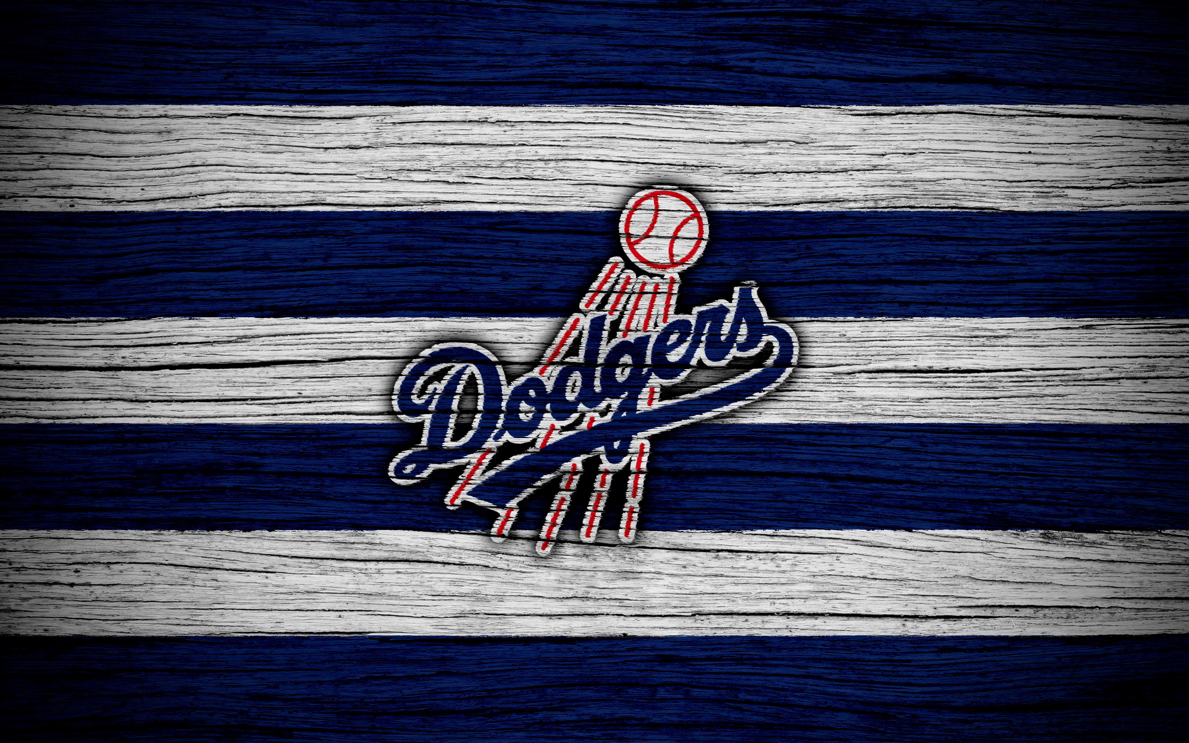 Los Angeles Dodgers 4k Ultra Hd Wallpaper Background Image