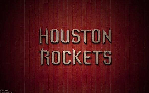 Sports Houston Rockets Basketball Emblem NBA HD Wallpaper | Background Image