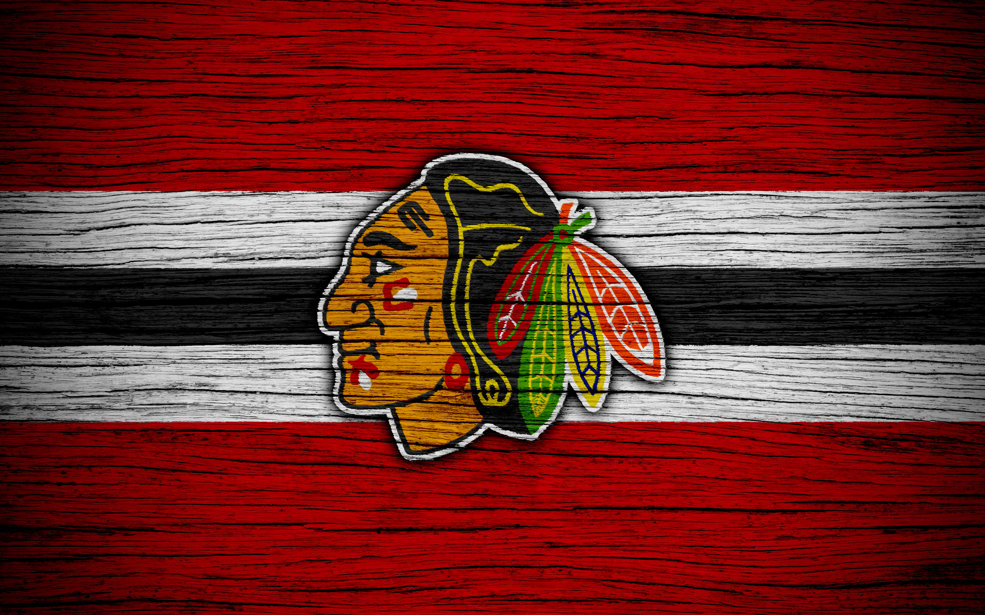 Sport Wallpaper Chicago Blackhawks: Chicago Blackhawks 4k Ultra HD Wallpaper