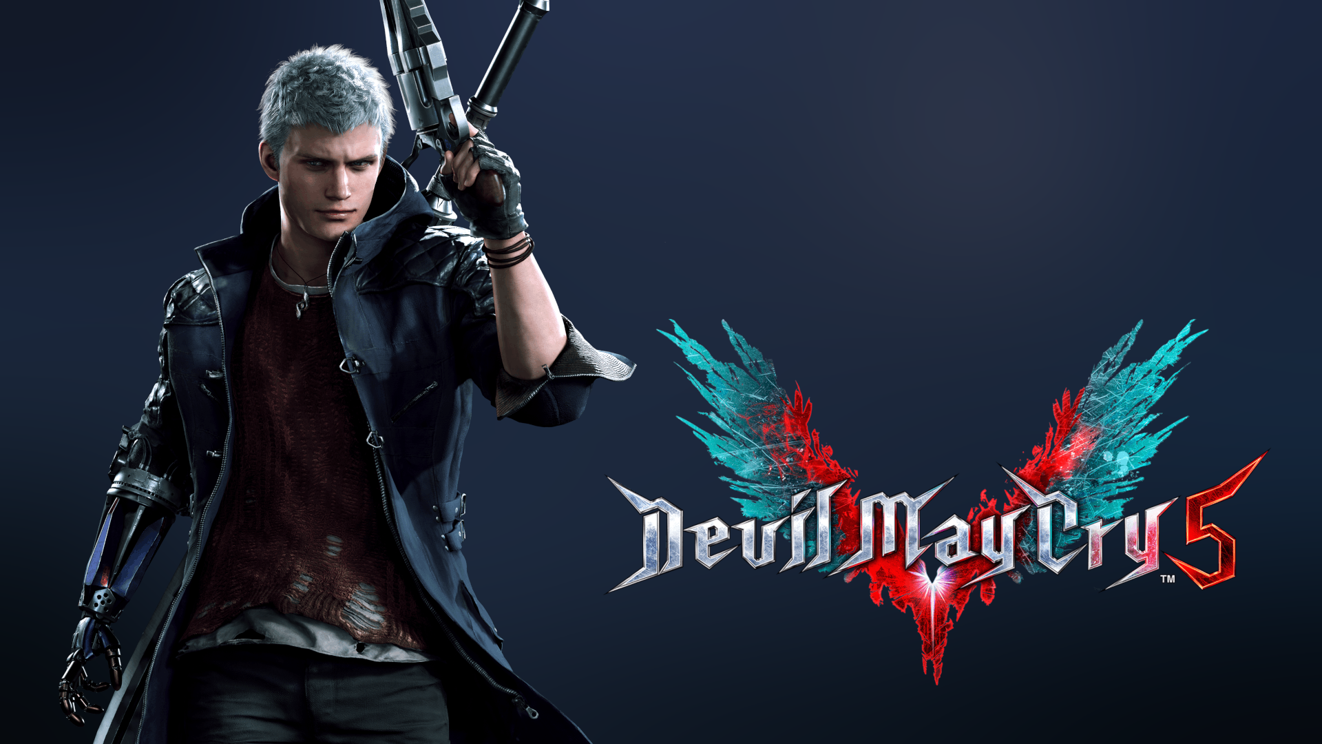 Nero Devil May Cry 5 Hd Wallpaper Background Image 1920x1080