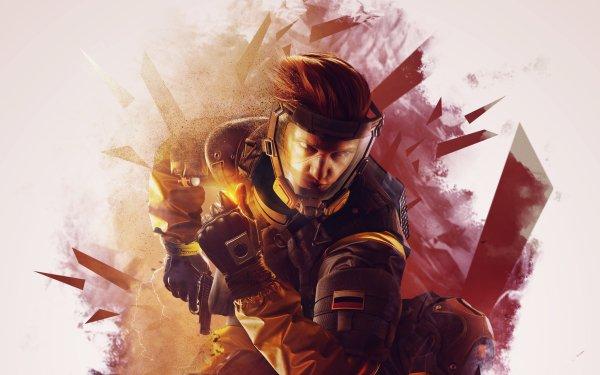 Video Game Tom Clancy's Rainbow Six: Siege Finka HD Wallpaper   Background Image