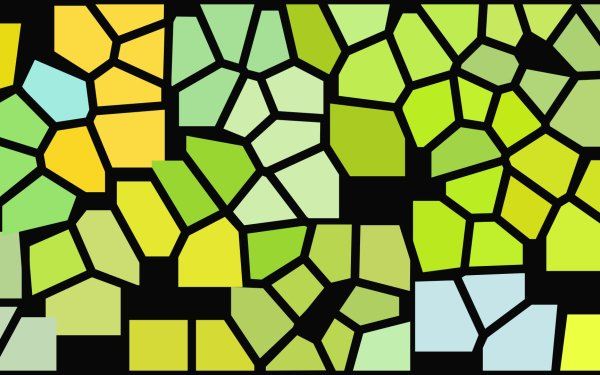 Abstract Colors Colorful Mosaic Artistic HD Wallpaper | Background Image