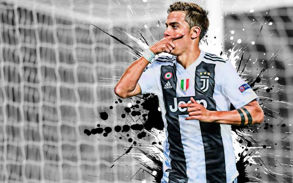Sports Paulo Dybala Soccer Player Juventus F.C. Argentinian HD Wallpaper | Background Image