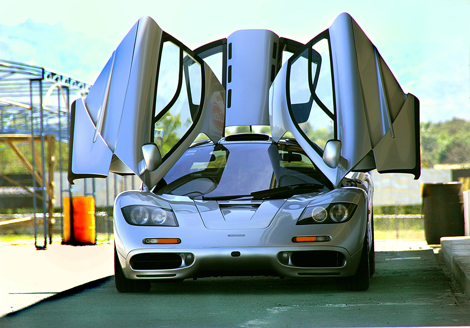 mclaren f1 wallpaper and background image | 1600x1119 | id:98515