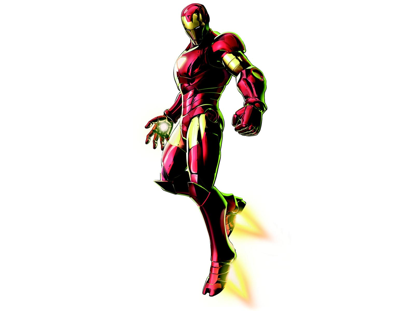 Iron Man Wallpaper And Background Image 1600x1200 Id98519