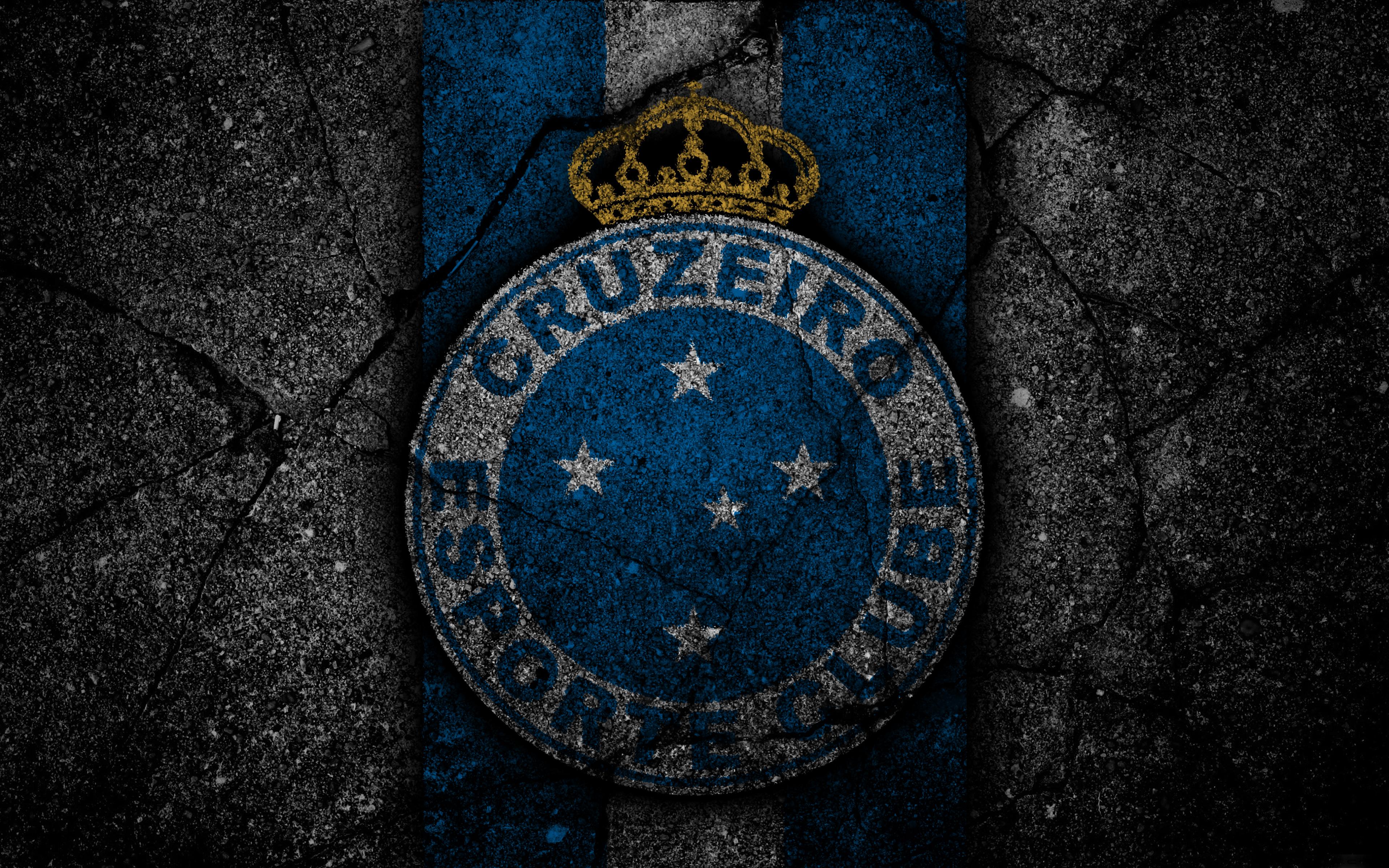 Cruzeiro Esporte Clube 4k Ultra Papel de Parede HD  b7a7d4e31656c