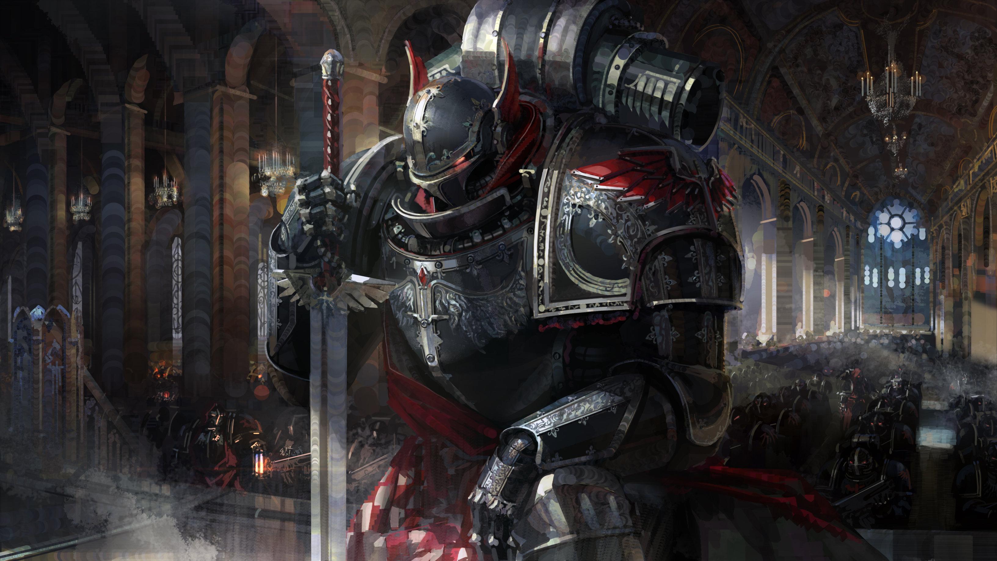Warhammer 40K HD Wallpaper   Hintergrund   3265x1837   ID ...