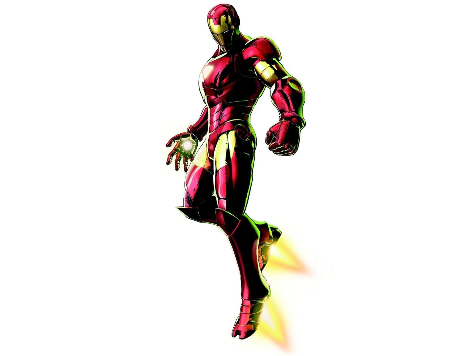 Iron man wallpaper and background image 1600x1200 id 98519 - Iron man cartoon download ...