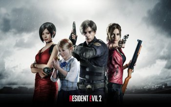 100 Resident Evil 2 (2019) HD Wallpapers | Background Images