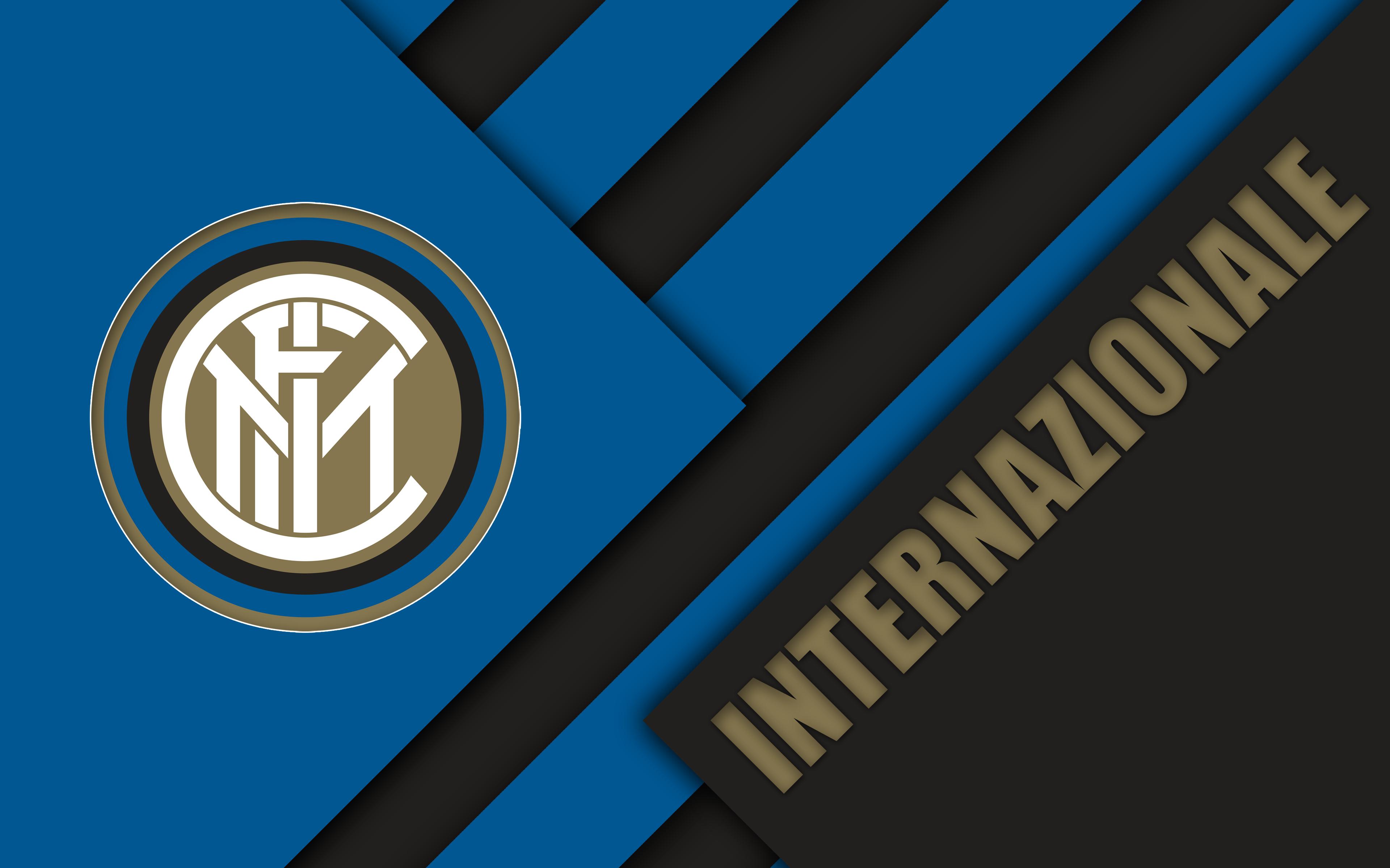 Inter Milan 4k Ultra Hd Wallpaper Background Image