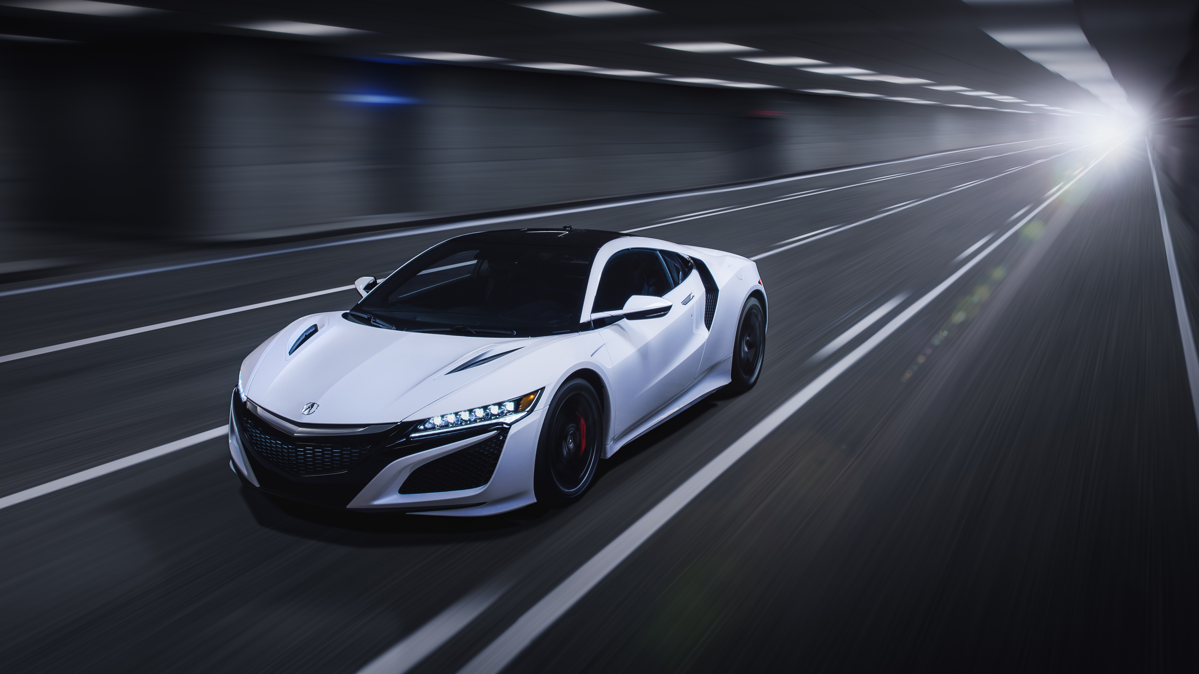 Acura NSX 4k Ultra HD Wallpaper | Background Image