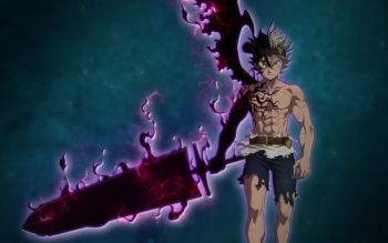 158 Black Clover Hd Wallpapers Background Images Wallpaper Abyss