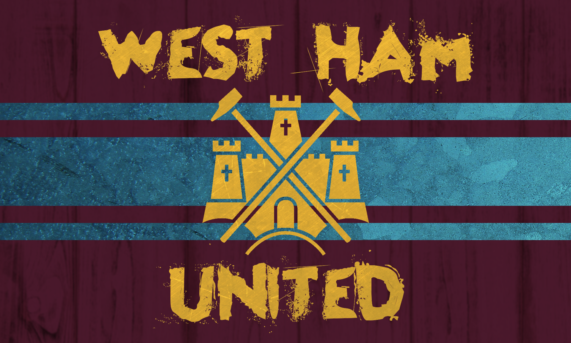 West Ham United F.C. Fondo de pantalla HD | Fondo de ...