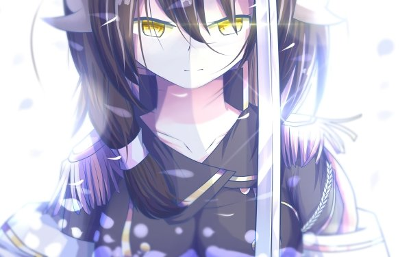 Anime Azur Lane Mikasa HD Wallpaper | Background Image
