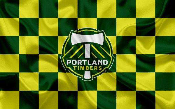 Sports Portland Timbers Soccer Club Logo Emblem MLS HD Wallpaper   Background Image