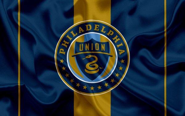 Sports Philadelphia Union Soccer Club MLS Logo Emblem HD Wallpaper   Background Image