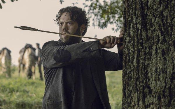 TV Show The Walking Dead Dan Fogler Luke HD Wallpaper | Background Image