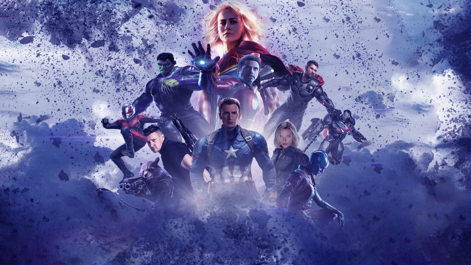 50 Incredible And Latest Avengers Endgame Hd Wallpapers 50