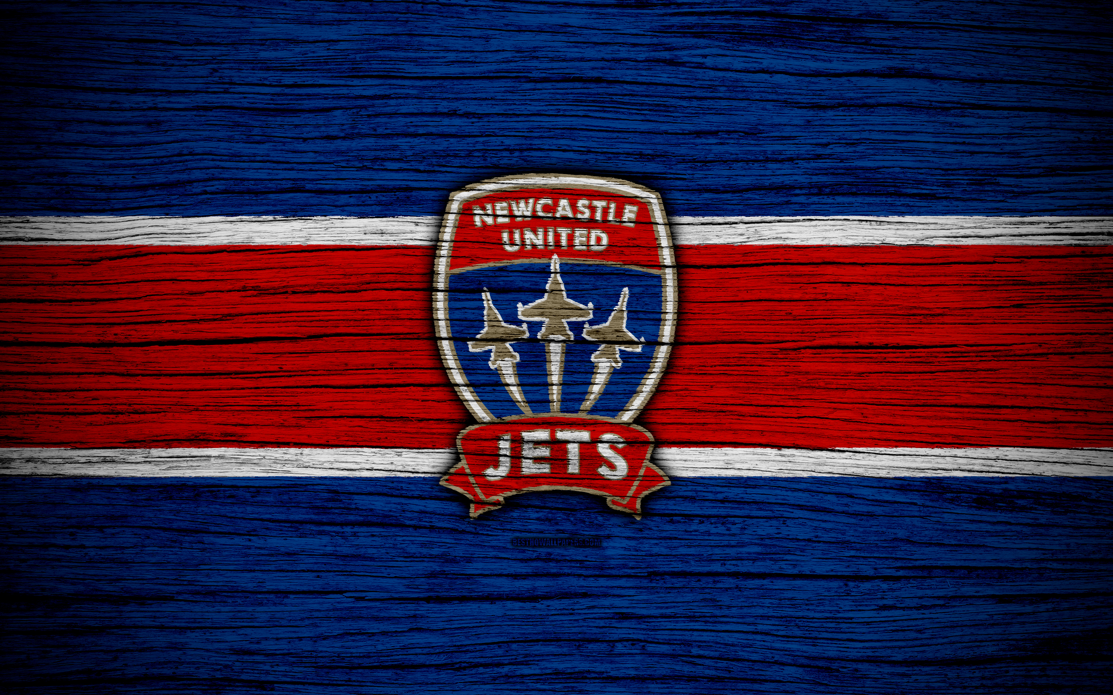Newcastle Jets Fc 4k Ultra Hd Wallpaper Background Image 3840x2400 Id 990674 Wallpaper Abyss