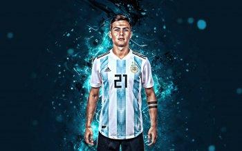 180cbc43f Argentinian Juventus F.C. Paulo Dybala Soccer · HD Wallpaper