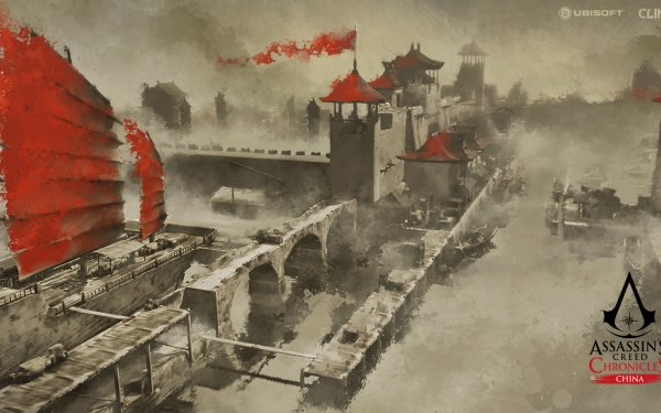 Video Game Assassin's Creed Chronicles: China Assassin's Creed Assassin's Creed Chronicles HD Wallpaper   Background Image