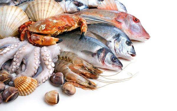 Food Seafood Fish Crab HD Wallpaper | Background Image