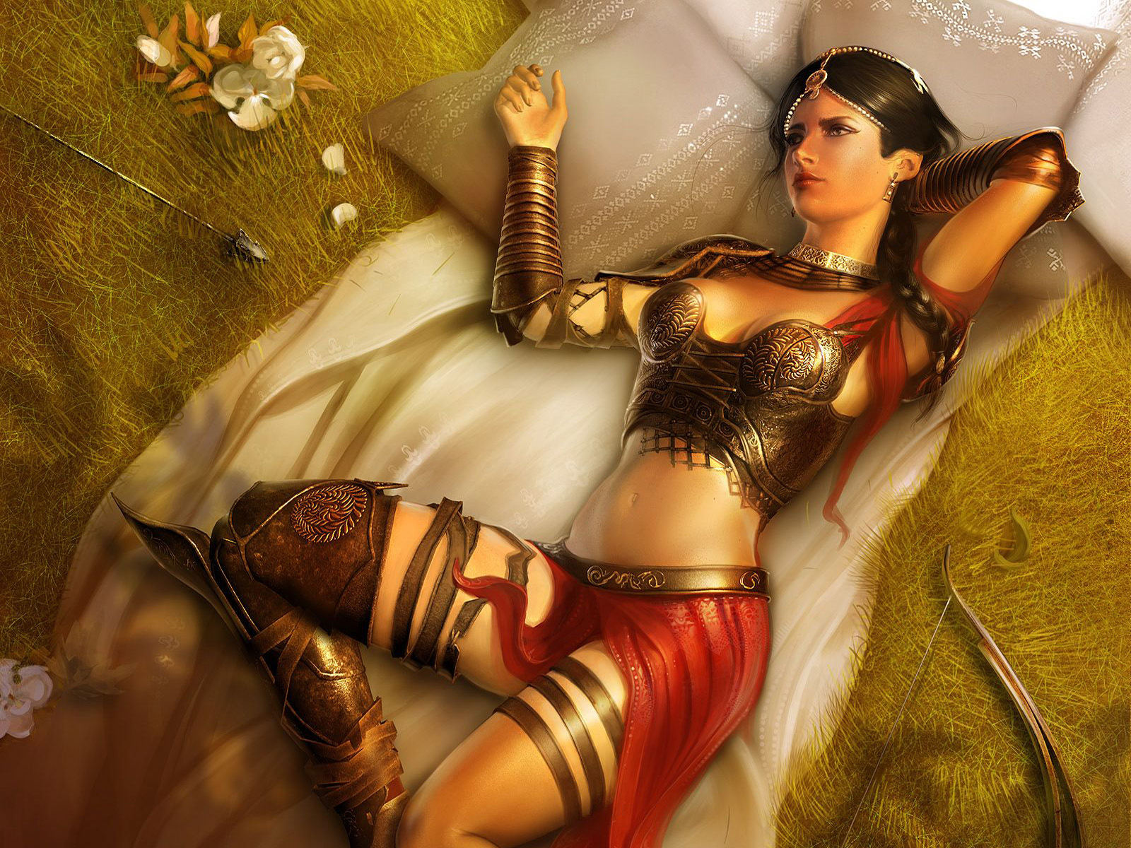 Video Game - Prince Of Persia  Assassin's Creed Bakgrund