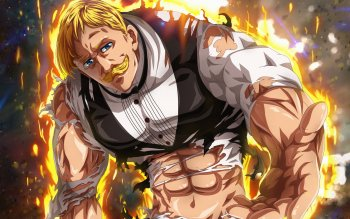 55 Escanor The Seven Deadly Sins Hd Wallpapers