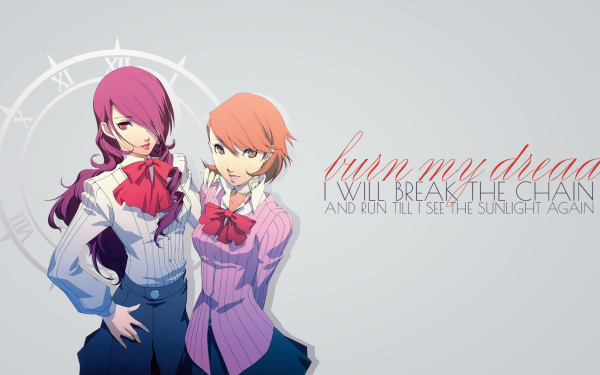Video Game Persona 3 Persona Mitsuru Kirijo Yukari Takeba HD Wallpaper | Background Image