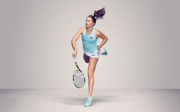 Sports Johanna Konta Tennis British HD Wallpaper | Background Image