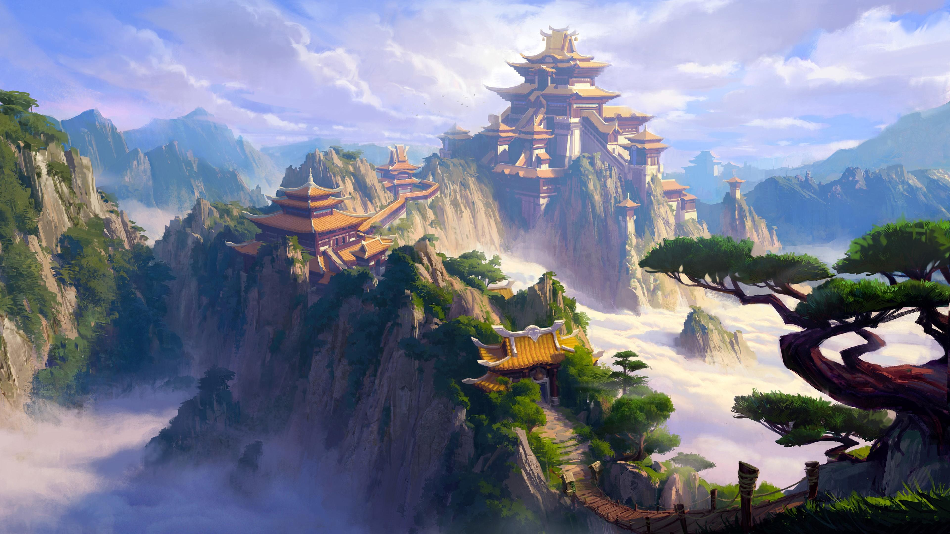 Landscape 4k Wallpaper