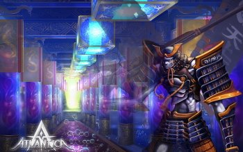 Video Game - Atlantica Online Wallpapers and Backgrounds ID : 99717