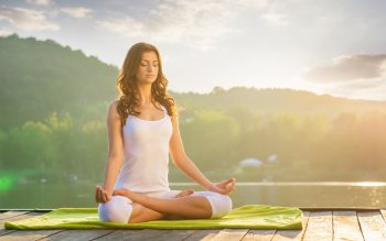 48 Yoga Hd Wallpapers Background Images Wallpaper Abyss